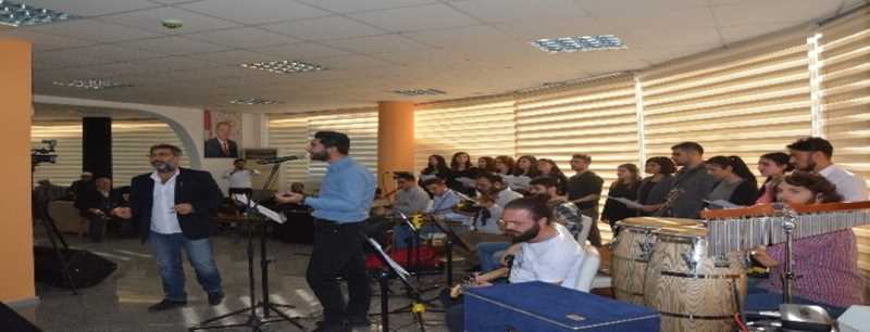 Türkülerle muhabbet konseri
