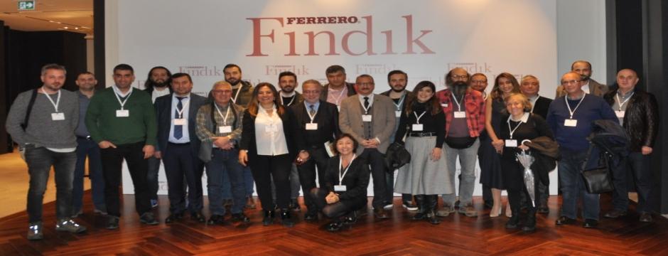 Ferrero?den Türk fındığına yatırım