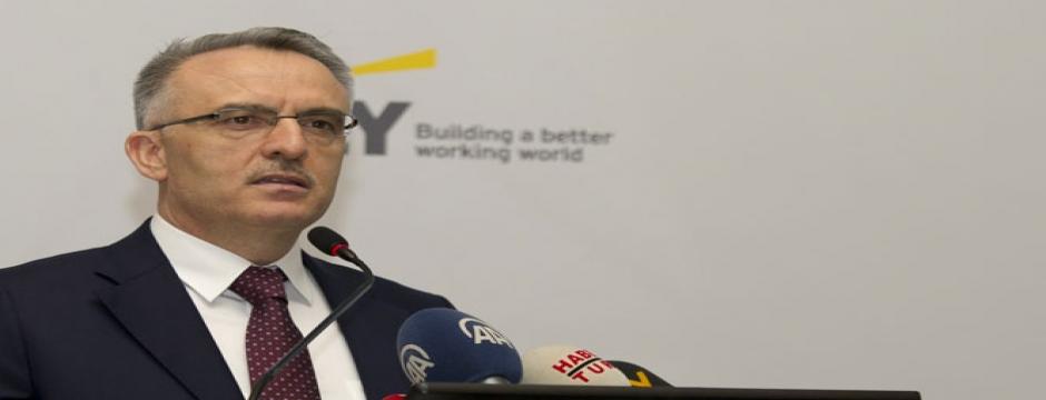 Bakan Ağbal: '2017 yılında bütçe 47.4 milyar lira açık verdi'