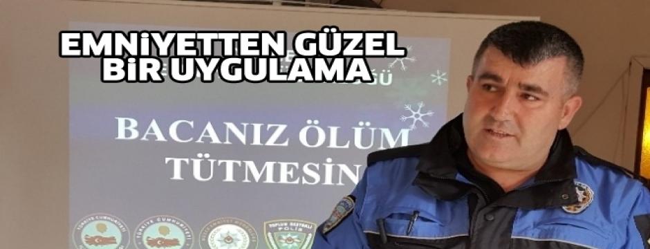 POLİSTEN ÖRNEK UYGULAMA