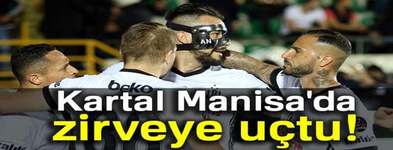 Akhisar 0-3 Beşiktaş