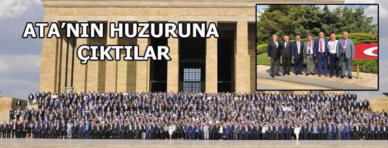74. GENEL KURUL MARATONU BAŞLADI