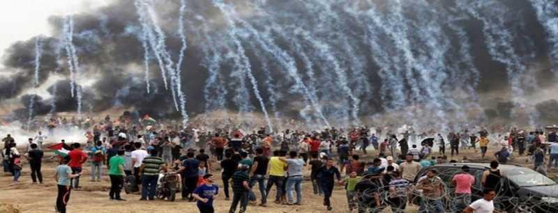 Gazze?de şehit sayısı 61?e yükseldi