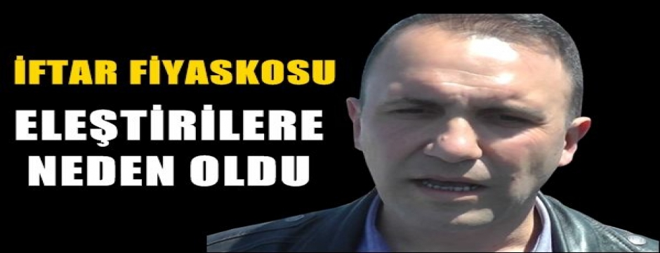 Mustafa Özensel?e eleştiri yağmuru