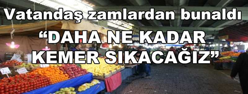 MARKET PAZAR ATEŞ PAHASI