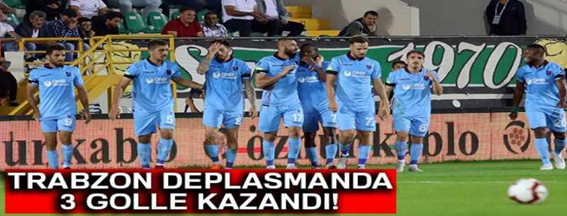 Akhisarspor 1-3 Trabzonspor