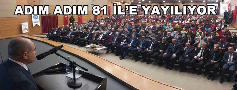 ANNEM VARSA BEN DE VARIM DEVAM EDİYOR