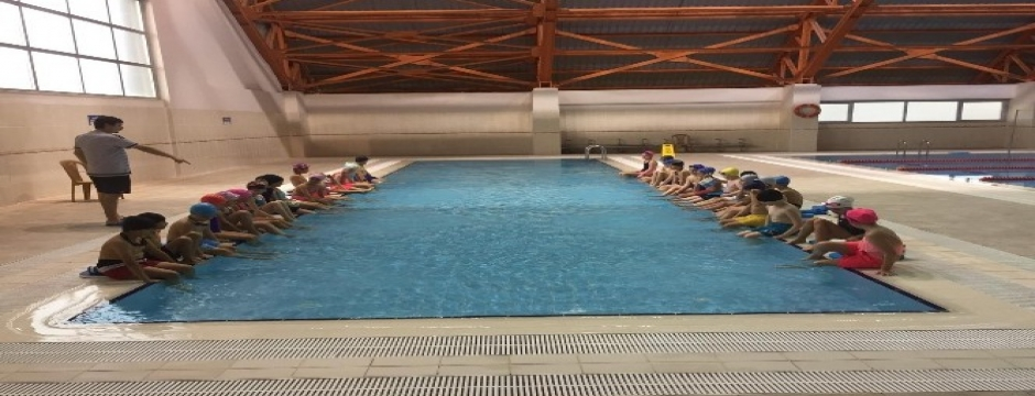 Düzce'de yüzme bilmeyen kalmayacak