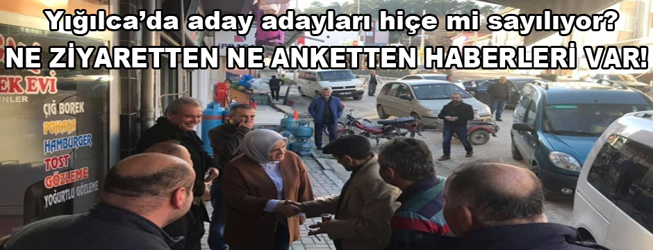 ESNAF VE VATANDAŞLARDAN ORTAK TEPKİ