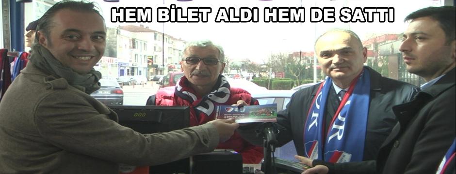ÖZLÜ DÜZCESPOR KAMPANYASINA KATILDI