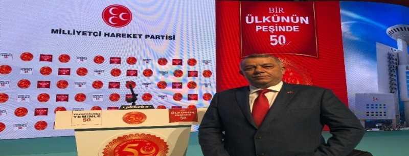 Başkan Adayı Erdoğan Bıyık kutlamalara katıld