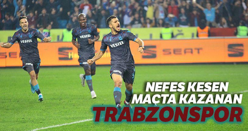 Trabzonspor 1-0 Alanyaspor