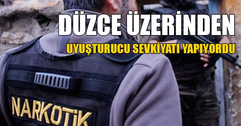 Zehir Taciri Tutuklandı