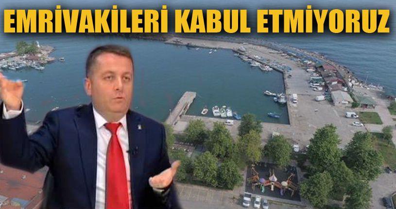 Esvet Sarıoğlu Vali Dağlı'ya Seslendi