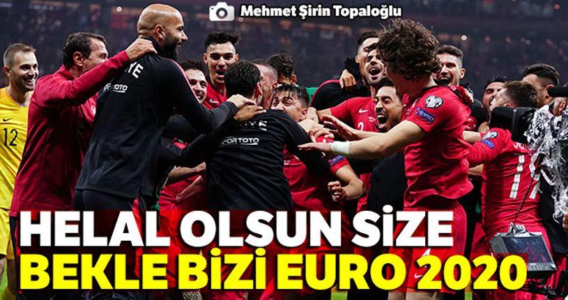Türkiye: 0 - 0 İzlanda