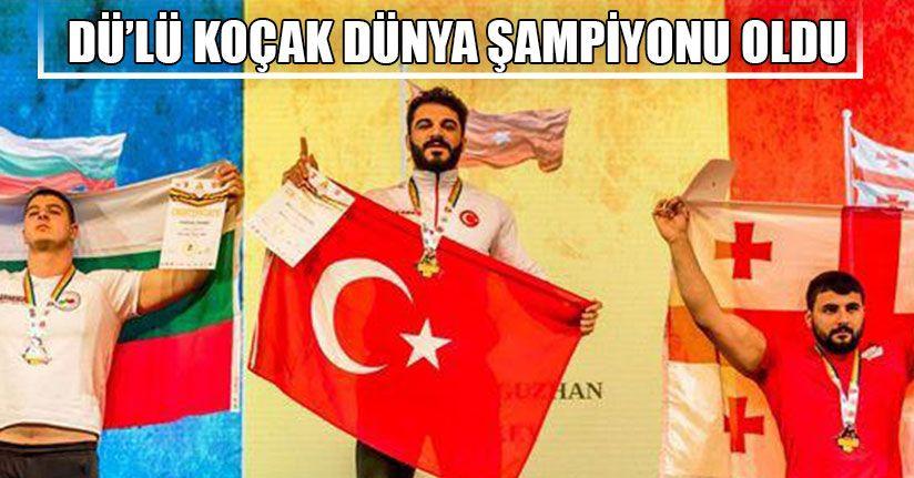 Romanya'da Türk Bayrağı Dalgalandı
