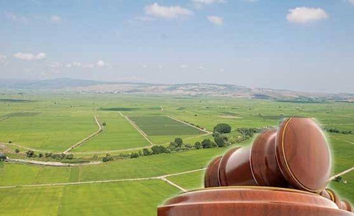 Türkiye'de tarım arazileri yok oluyor
