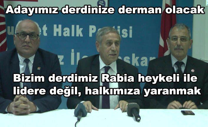 CHP Milletvekili Kaya'dan İttifak Desteği