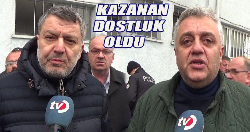 İki Kulüp Başkanı Açıklama Yaptı