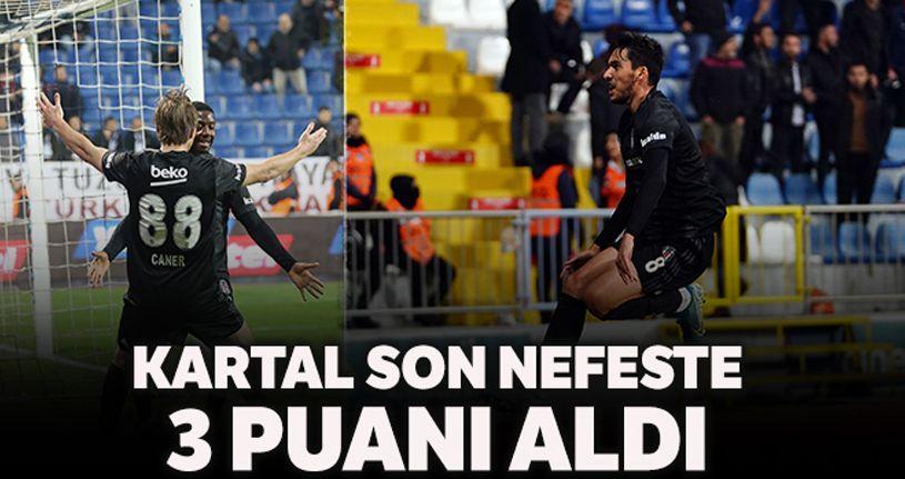 Kasımpaşa 2-3 Beşiktaş