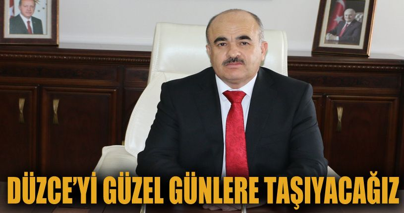 Türkiye'nin en genç ili Düzce 20 yaşında