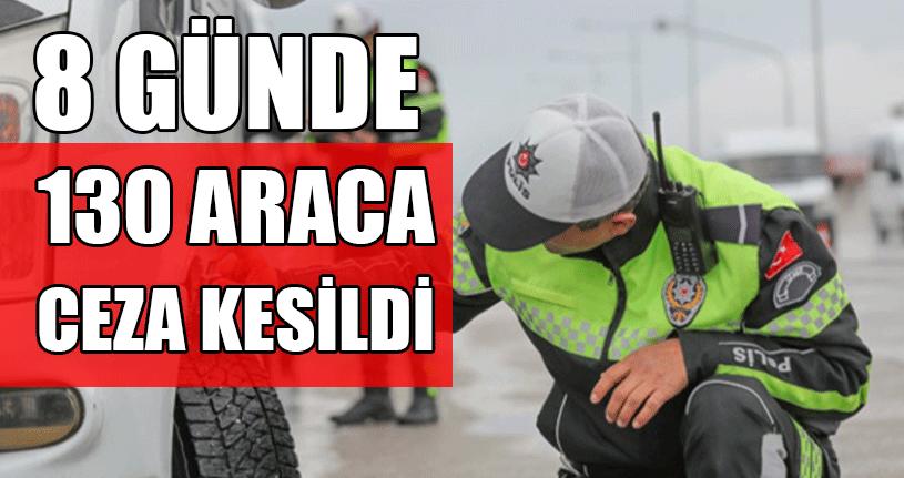 Sürücüler Dikkat!