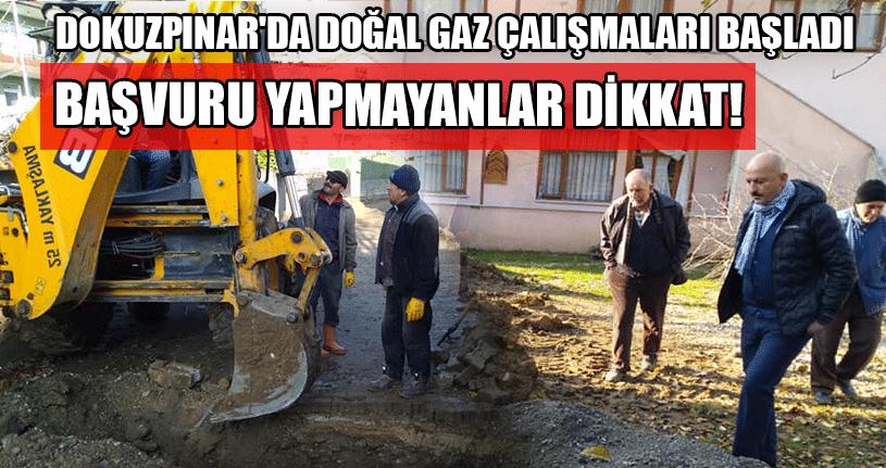 Başkan Ercan Çalışmaları Yerinde İnceledi