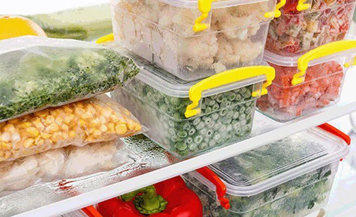 Dondurulmuş gıda maddeleri ne derece güvenli?