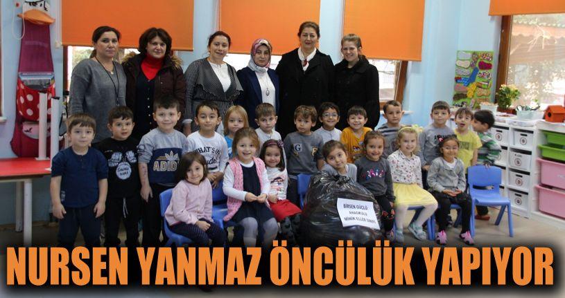 Yaşları küçük yürekleri büyük çocuklardan yardım kampanyasına destek geldi