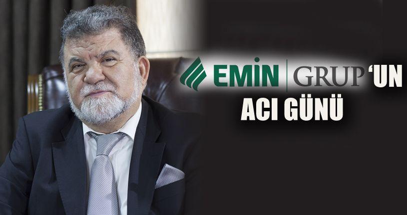 İş adamı Emin Üstün hayatını kaybetti