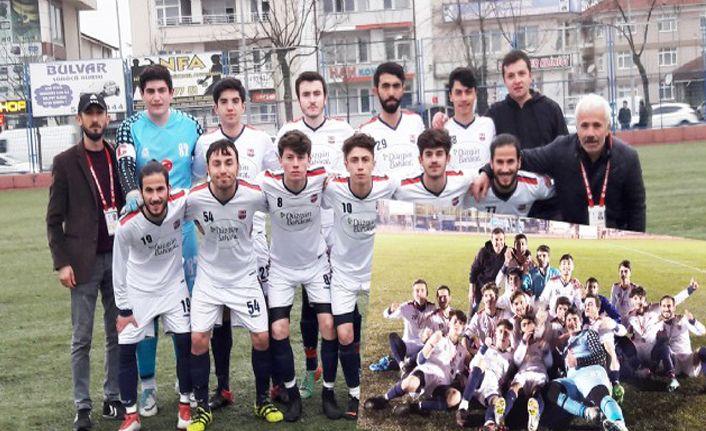 Karaca Çobanspor Şampiyon Oldu