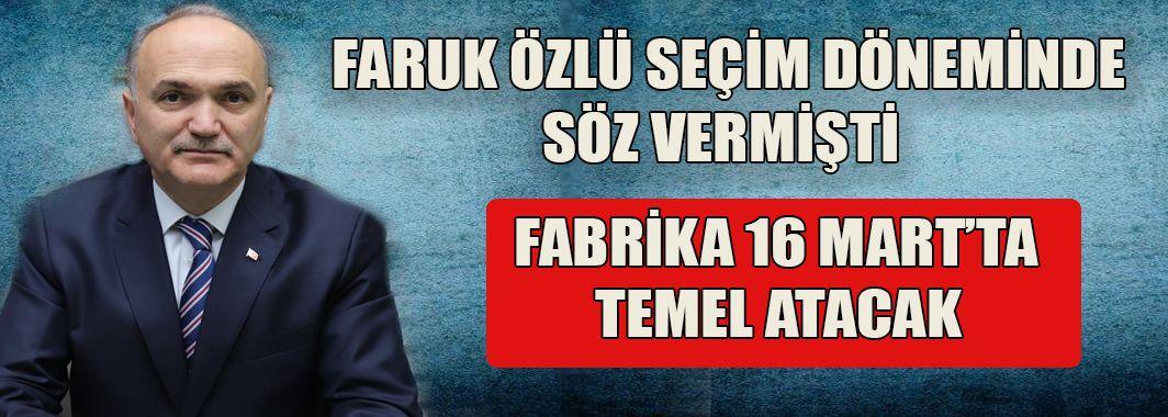 Türkiye'nin ilk Endüstri 4.0 Fabrikası Düzce'ye kuruluyor