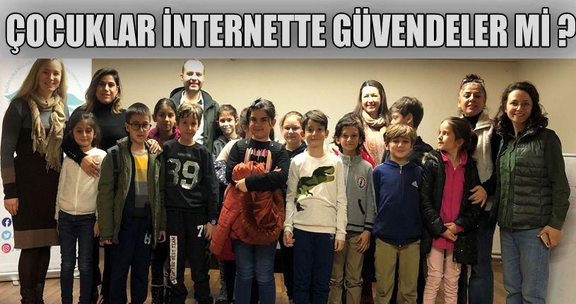 Çocuklarımız internette güvendeler mi?
