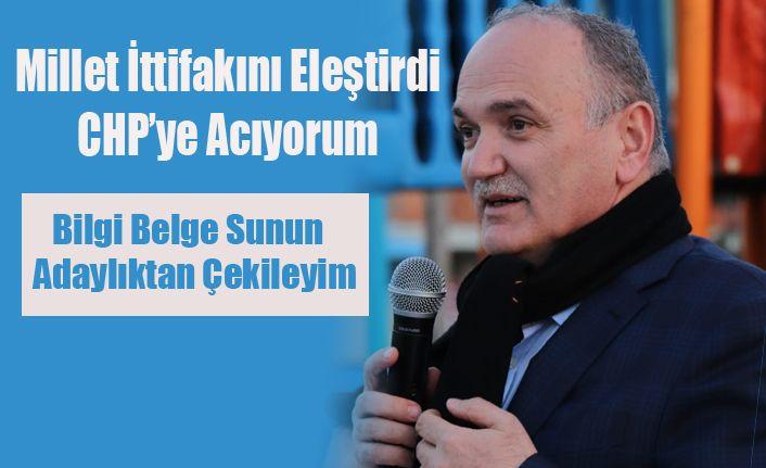 Atatürk'ün Partisi Düzce'de aday çıkartamadı