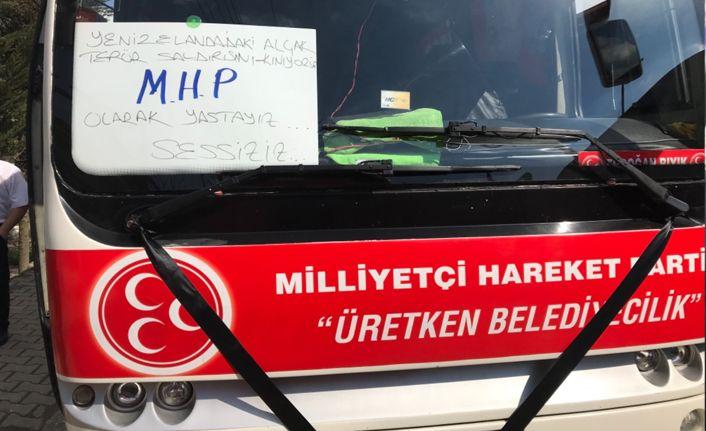 MHP 3 gün yas ilan etti