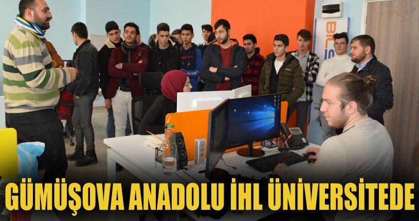 Düzce Üniversitesi Gümüşova Anadolu İmam Hatip Lisesi Öğrencilerini Ağırladı