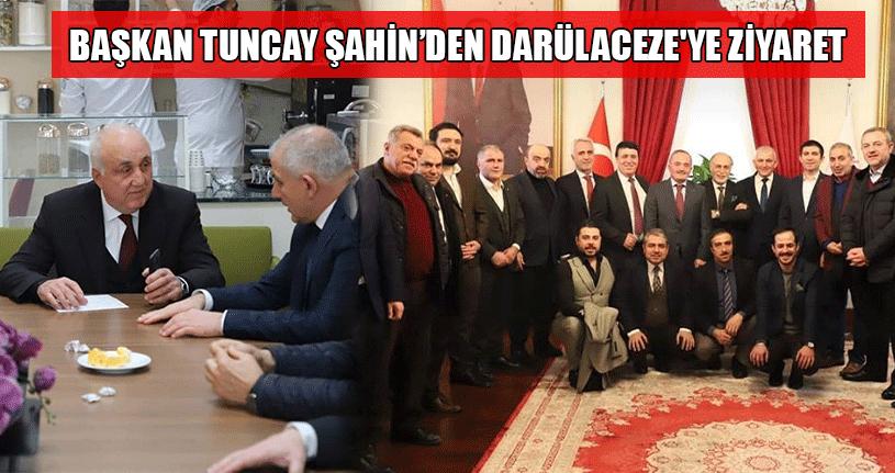 Düzceli Yöneticiye İstanbul'da Ziyaret