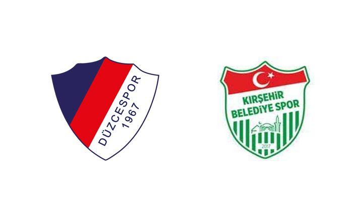 Düzcespor :2 – Kırşehir Belediyespor: 2