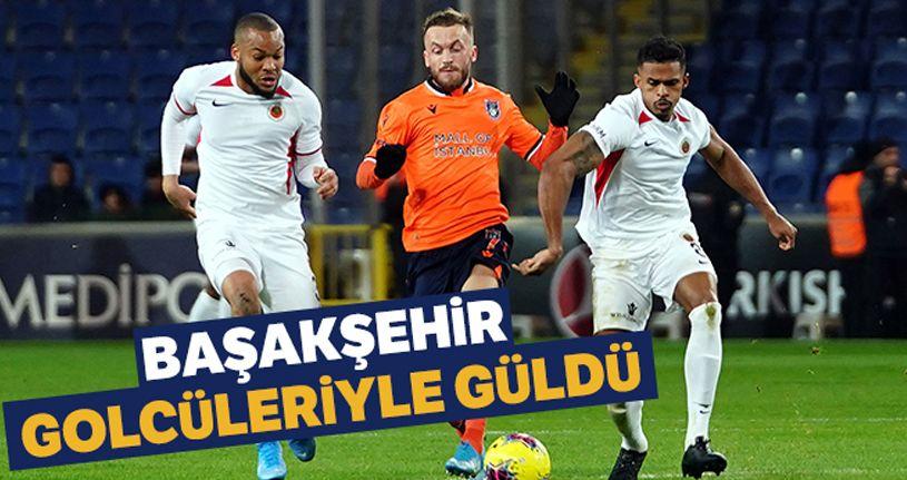 M. Başakşehir 3 - 1 Gençlerbirliği