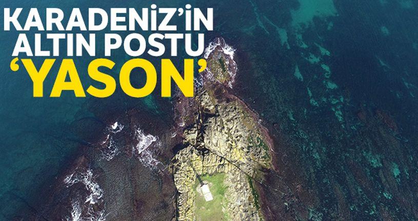Karadeniz'in Altın Postu: 'Yason'