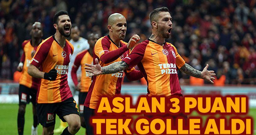 Galatasaray 1-0 Yeni Malatyaspor