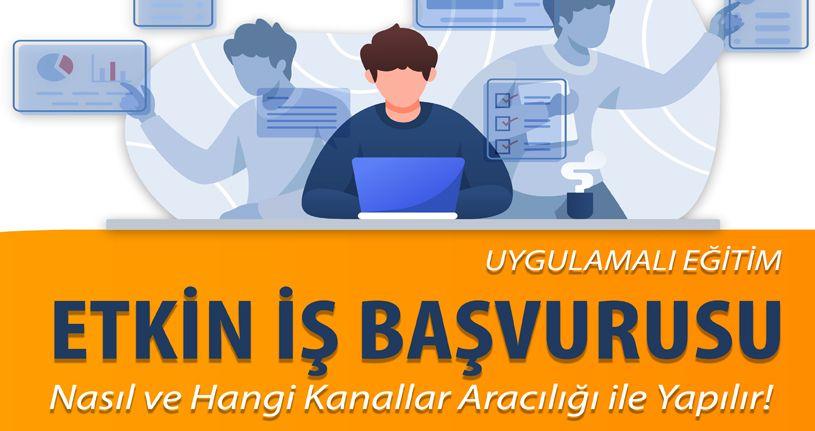 Düzce Üniversitesi'nde Etkin İş Başvurusu Eğitimi Düzenleniyor