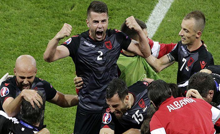 Millilerin rakibi Arnavutluk'u tanıyalım