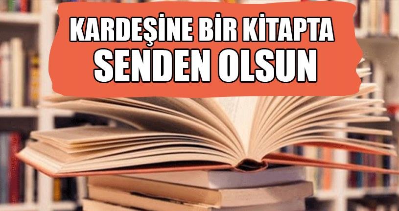 Toplanacak Kitaplar Köy Okullarına Gönderilecek
