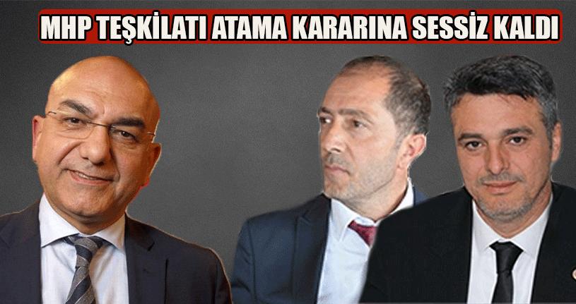 Büyükelçi Atamasına MHP Teşkilatı Sessiz Kaldı