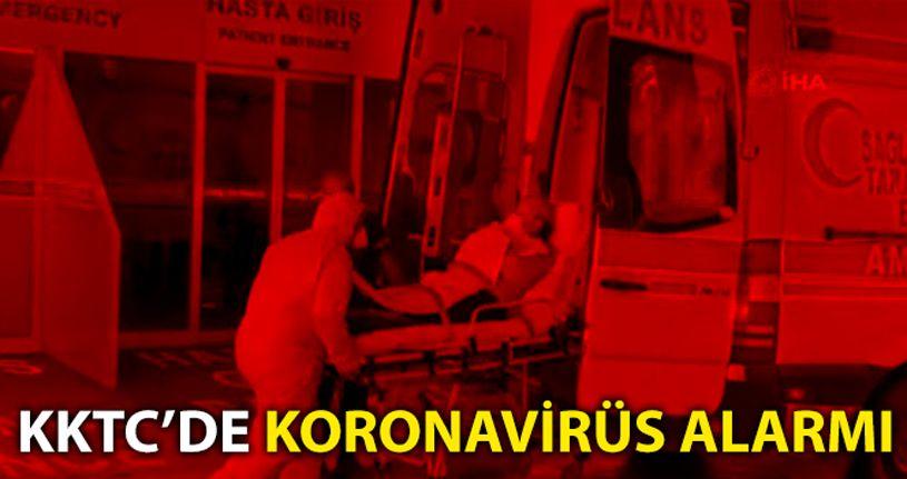 KKTC'de korona virüsü alarmı