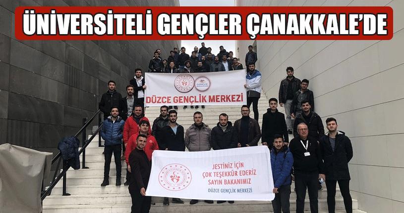 Gençlerden Bakan Kasapoğlu'na Teşekkür