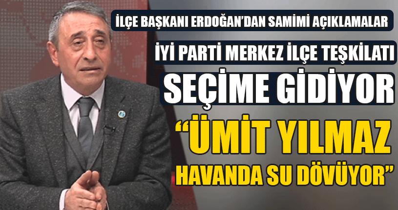 İYİ Parti Merkez İlçe Teşkilatı Seçime Gidiyor