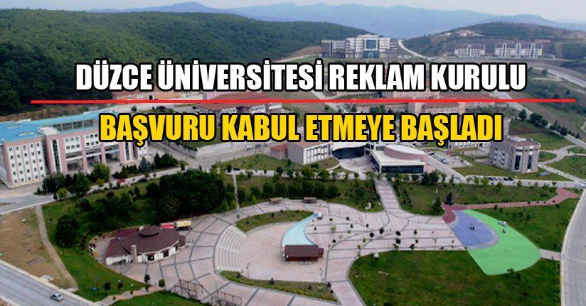 Düzce Üniversitesi'nden Önemli Hizmet