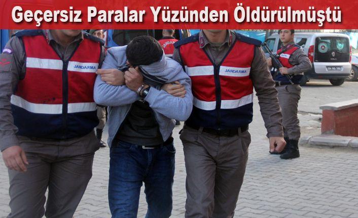 Sahte para cinayetinde sanıklara müebbet hapis cezası